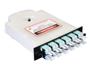PrecisionFlex™ Fiber Optic eXchange (FOX) Cassette
